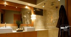 iluminação para móveis banheiro arte da marcenaria moderna