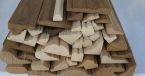 molduras de acabamento- Tipos de acabamentos para móveis