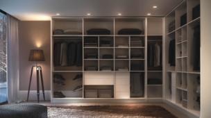 móveis projetados para quartos