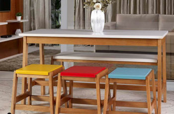 móveis de madeira decorativa arte da marcenaria moderna